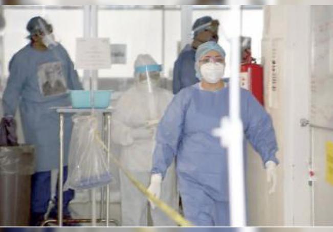Los médicos descalifican el manejo de la pandemia por parte del Gobierno Federal.