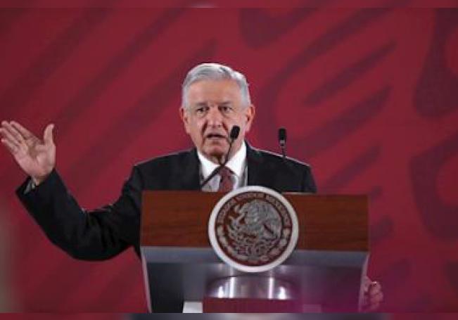 López Obrador, negó este miércoles que su Gobierno esté detrás del encarcelamiento de Rosario Robles.