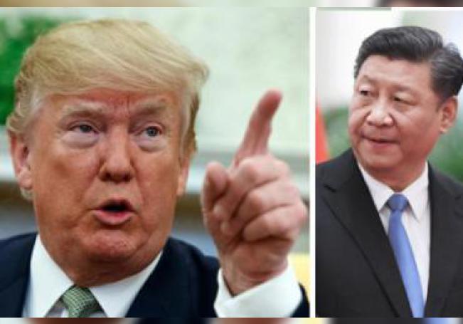 Trump aseguró que si no se reúne con el presidente chino, Xi Jinping, se aplicarán los aranceles a las importaciones chinas por valor de 300.000 millones de dólares.