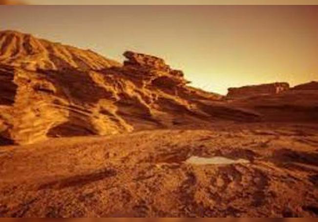 Los impactos de meteoritos gigantes en Marte hace entre 4200 y 3500 millones de años pueden haber acelerado la liberación de las primeras aguas del interior del planeta