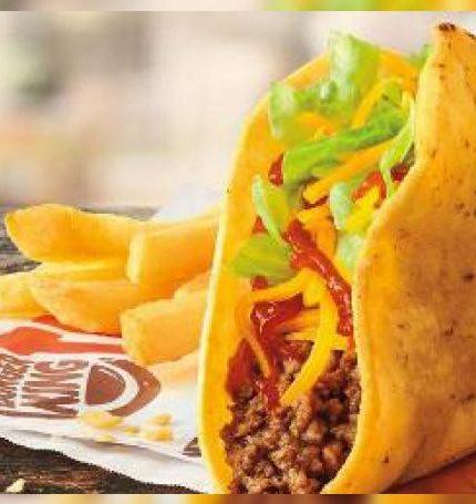 La cadena de comida rápida Burger King ofrece desde este martes en todo EE.UU. y por un tiempo limitado tacos a un dólar