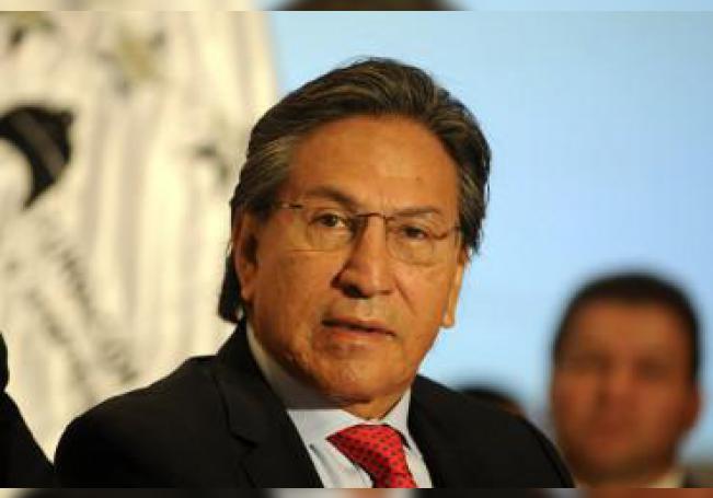 Expresidente peruano Alejandro Toledo