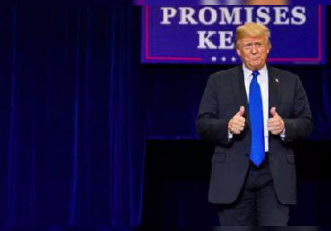 A poco más de un año para las elecciones en los Estados Unidos, Trump deberá fijar una postura sobre el control de armas que podría definir el curso de su campaña.