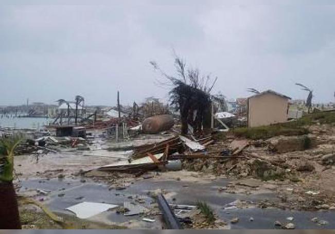 Medios locales han registrado lo que se ha considerado como la peor calamidad de ese territorio caribeño ubicado entre EE.UU. y Cuba