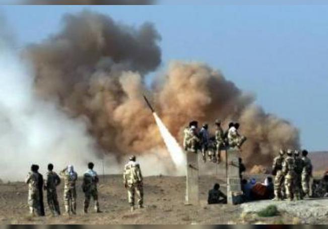 El Pentágono confirmó este martes que más de una decena de misiles balísticos impactaron en las últimas horas en dos bases aéreas que albergan tropas estadounidenses en Irak y aseguró que está claro que los cohetes