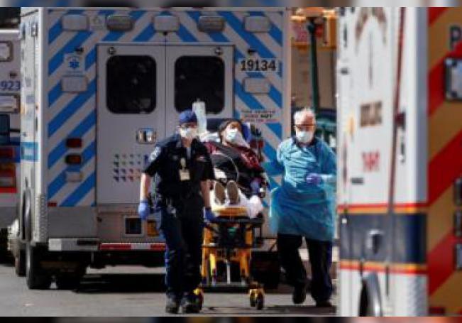 Las morgues están sobrepasadas con una cantidad de cuerpos que supera a los 3.000 que perdieron la vida en los atentados terroristas 9/11