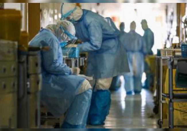 En América se han confirmado ya más de 2,45 millones de casos de COVID-19, con más de 143.700 muertes, en su mayoría en Estados Unidos.
