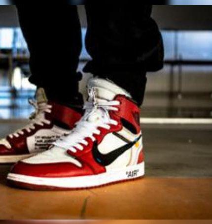 Hoy no se puede hablar de Michael sin hacer referencia a la línea de tenis Nike Jordan.