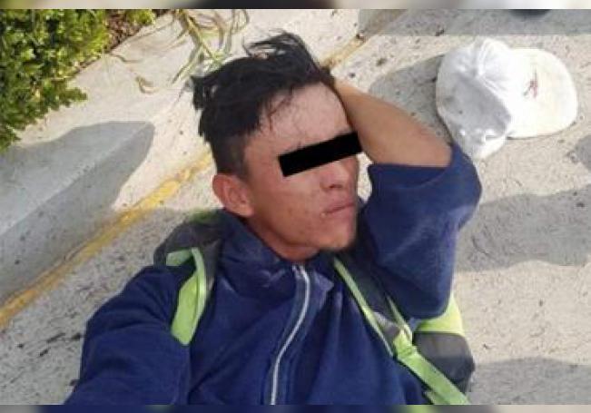 El ladrón fue identificado por los uniformados como un reincidente de Las Huertas.