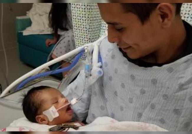 Con mucho pesar debemos informar sobre el fallecimiento del bebé Yovanny Judiel López