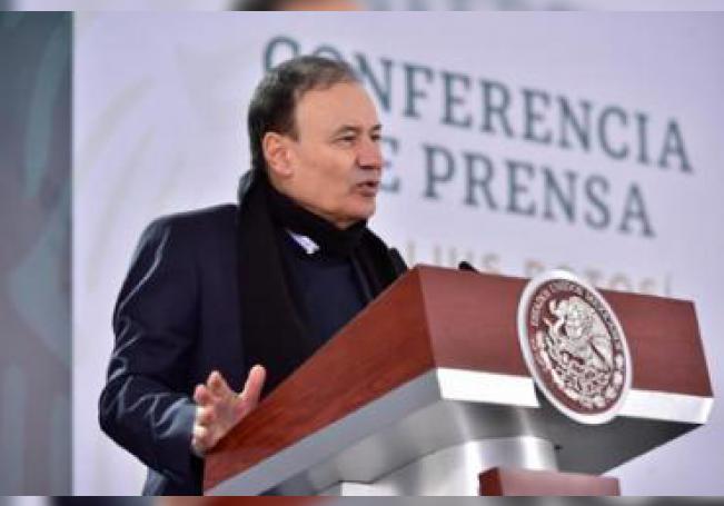 El secretario de Seguridad federal, Alfonso Durazo, informó que ante cualquier reacción que pudiera originar esta detención habrá coordinación entre las fuerzas federales y estatales.