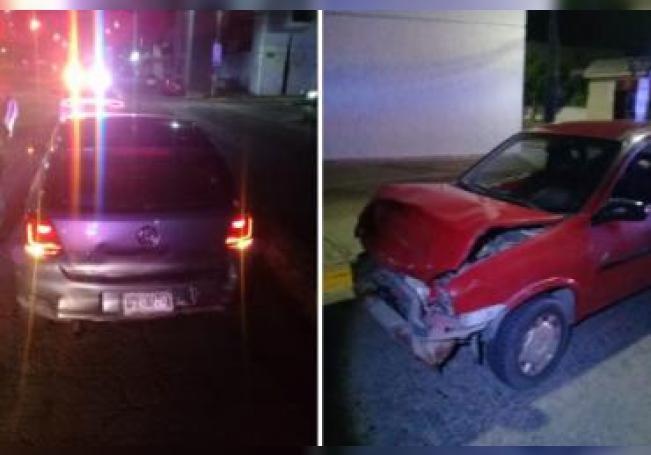 Ambos conductores fueron puestos a disposición del Juez Calificador en la Dirección de Justicia Municipal.