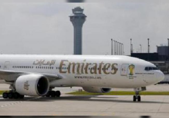 La alianza de Emirates con Interjet empezó en abril de 2019 con una con un acuerdo unidireccional que permite a los pasajeros de las 12 puertas de enlace estadounidenses de Emirates viajar a Ciudad de México en vuelos de Interjet. EFE/Kamil Krzaczynski/Archivo