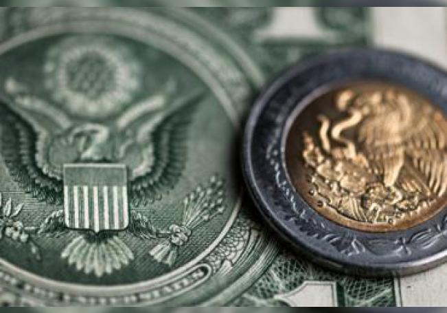 El peso mexicano sigue en picada tras la incertidumbre mundial frente al coronavirus.