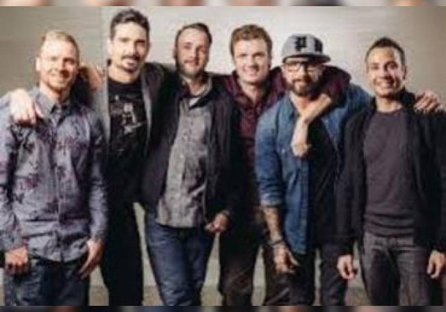 l grupo de pop estadounidense Backstreet Boys