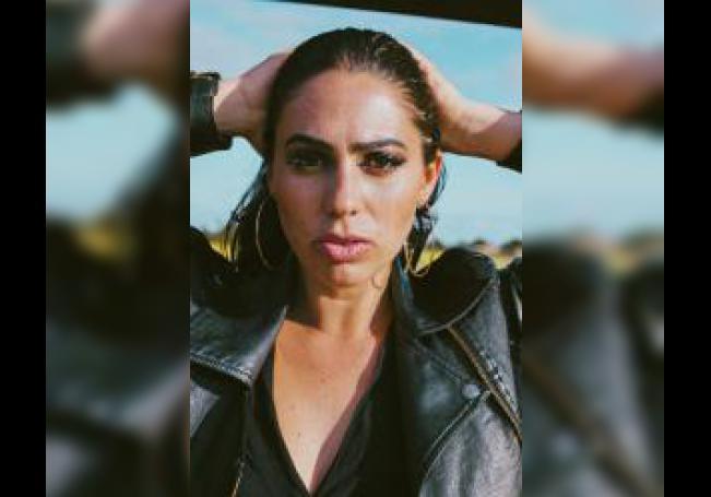 Valeria Maldonado dio entrevista a este diario.