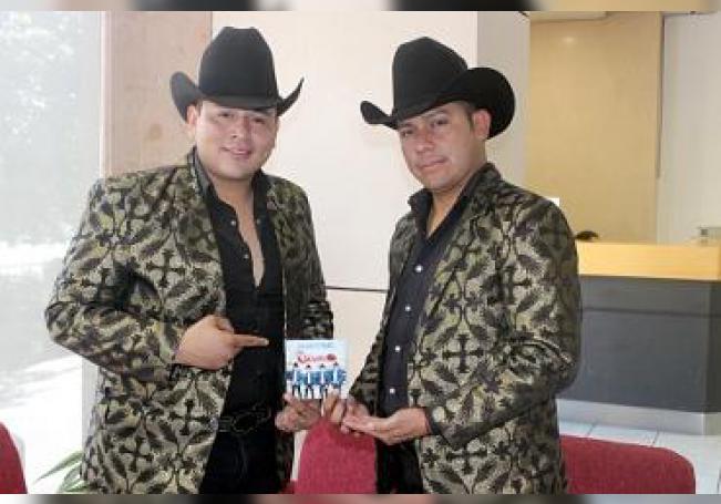 Luis Fernando Chiquito y Roel Ruiz dieron detalles del nuevo material discográfico.