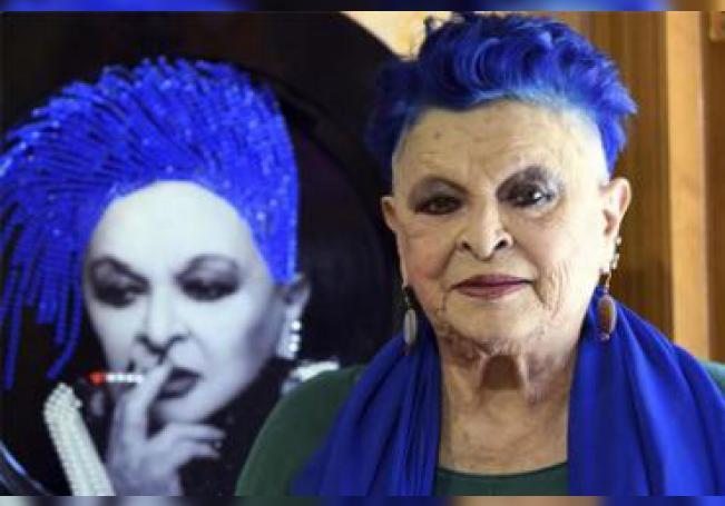 La actriz falleció a edad de 89 años.