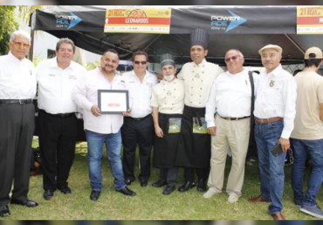 De gran tradición es el Festival de la Paella que organiza el Club Rotario Campestre Aguascalientes.