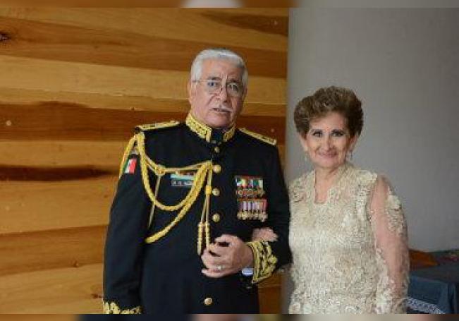 Celebraron cinco décadas de unión matrimonial.