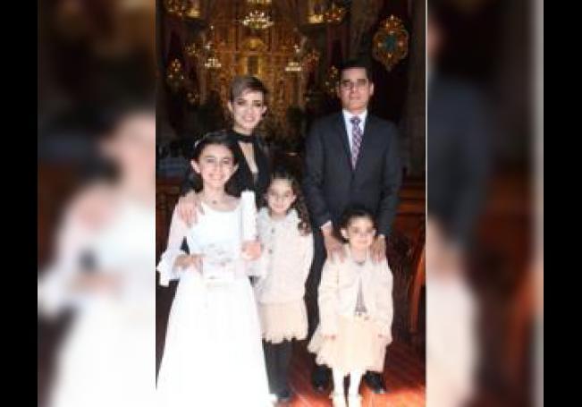 Familia López Velasco.