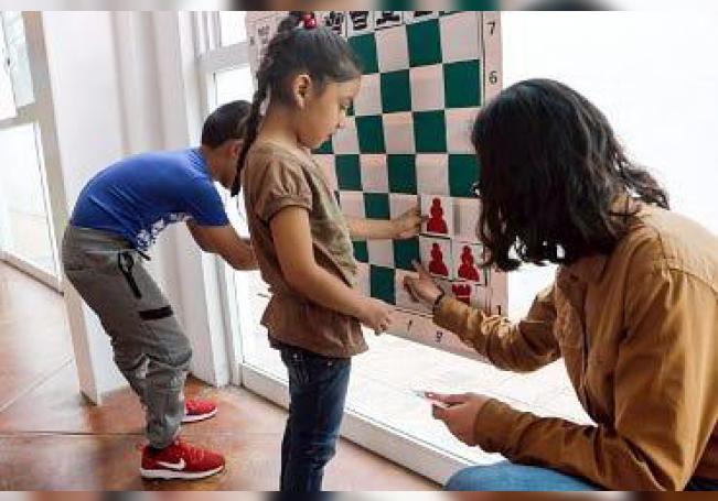 Donde los pequeños trabajan habilidades de atención y memoria.