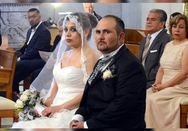 Integran un nuevo matrimonio Christian Navarro y Claudia Torres.