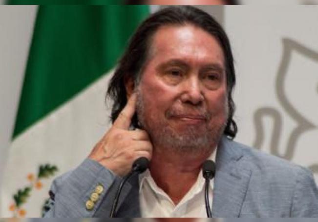 El cronista, periodista y novelista Armando Ramírez