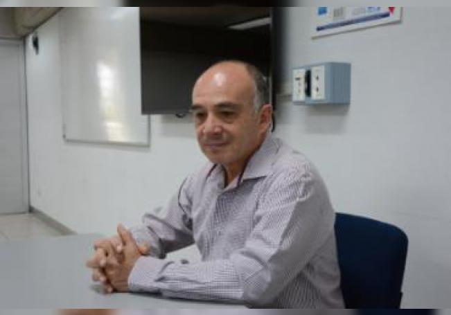 El ingeniero Rizo nos comparte parte de su trayectoria y experiencia.
