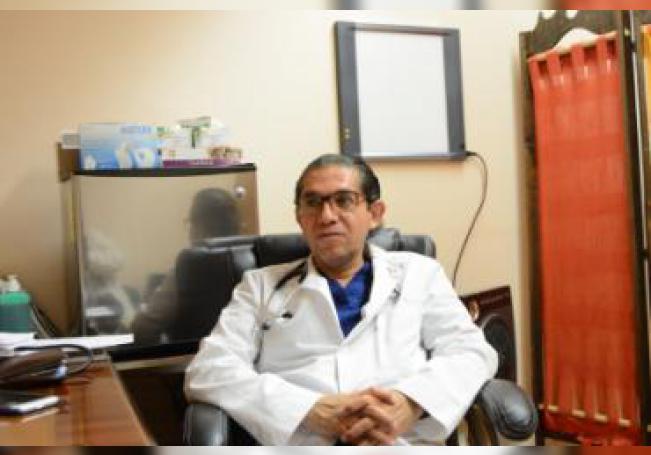 El Dr. Márquez platicó con Hidrocálido sobre el COVID-19, el virus que tiene paralizado al mundo.