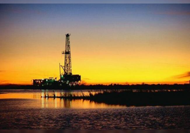 Fotografía cedida por la empresa Petróleos Mexicanos (PEMEX) de un pozo petrolero. EFE/PEMEX/SOLO USO EDITORIAL