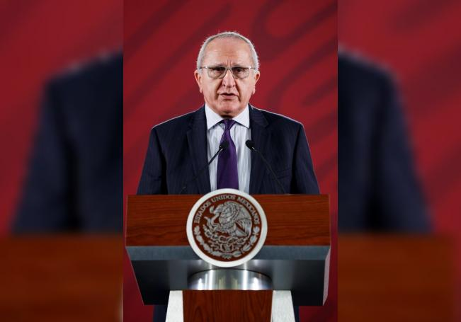 Mexicano Seade presenta su propuesta para la OMC en Ginebra, Berlín y París