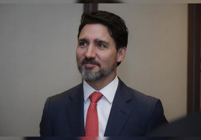El primer ministro canadiense, Justin Trudeau, anunció este viernes que invertirá millones de dólares para proteger a los jornaleros de México EFE/EPA/STR