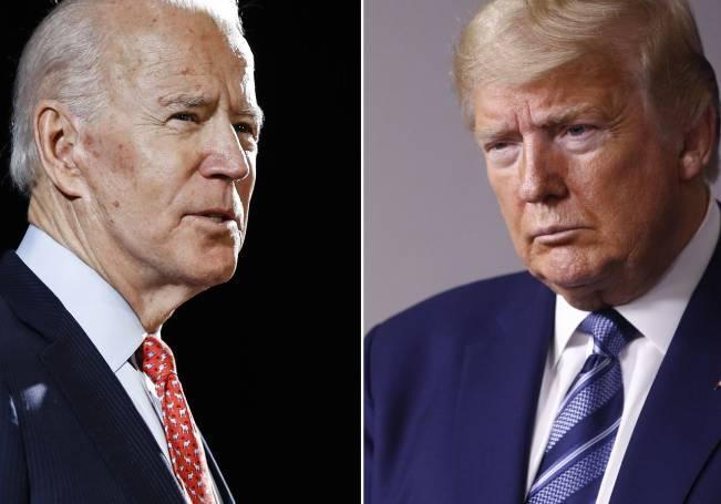 Biden le llevaría ventaja a Trump