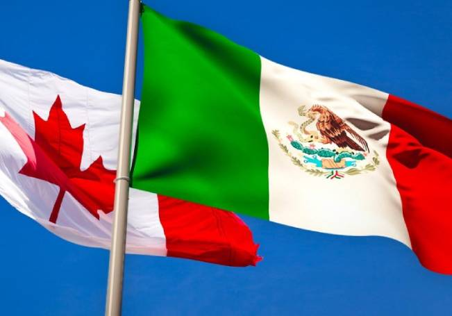 Según datos oficiales que señalan que 1.935 ciudadanos de México llegaron al país norteamericano para pedir asilo