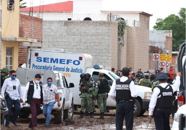 Ataque Guanajuato