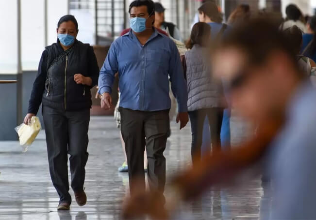 La reactivación del comercio en Aguascalientes significó un aumento en las cifras de infectados y decesos por coronavirus.