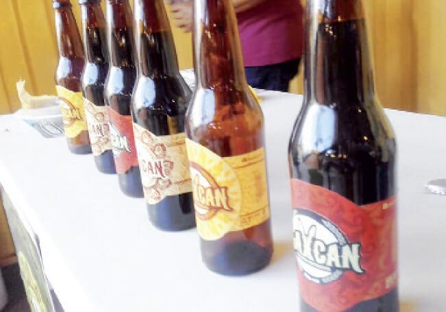 Cerveceras locales