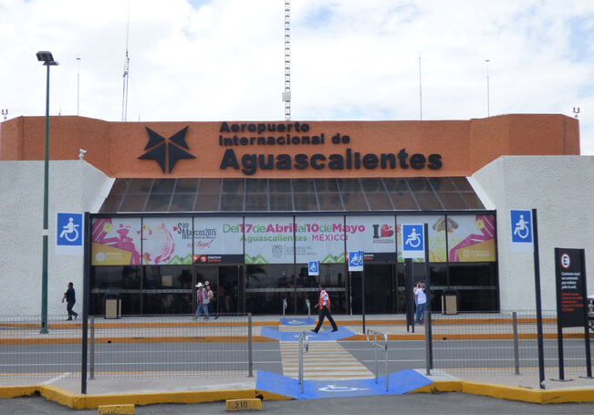 En agosto se reanudarían los vuelos internacionales en Aguascalientes.