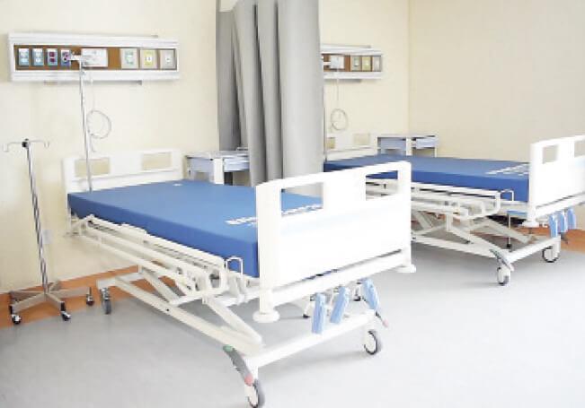Según el líder del sindicato del Hidalgo, las nuevas camas con ventilador están siendo desaprovechadas.