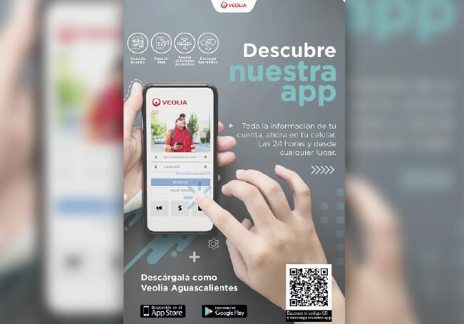 La aplicación estará disponible para iOS y Android.