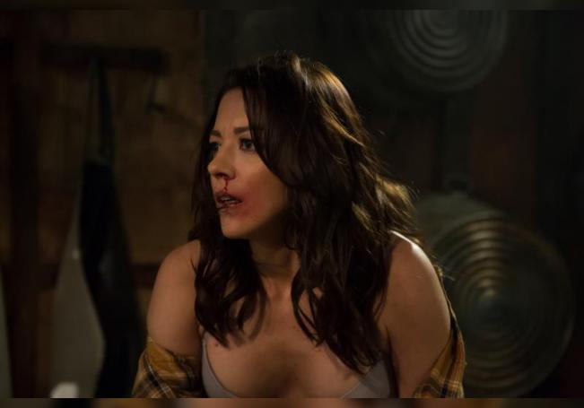 Fotograma cedido este miércoles por Cinépolis Distribución que muestra a la actriz Fernanda Castillo mientras interpreta un papel. EFE/ Cinépolis Distribución /SOLO USO EDITORIAL /NO VENTAS
