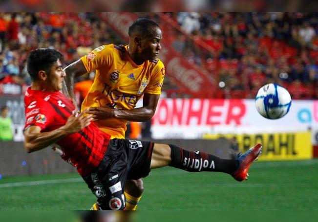 0-0. Los Tigres sacan un empate sin goles en casa de los Xolos de Tijuana
