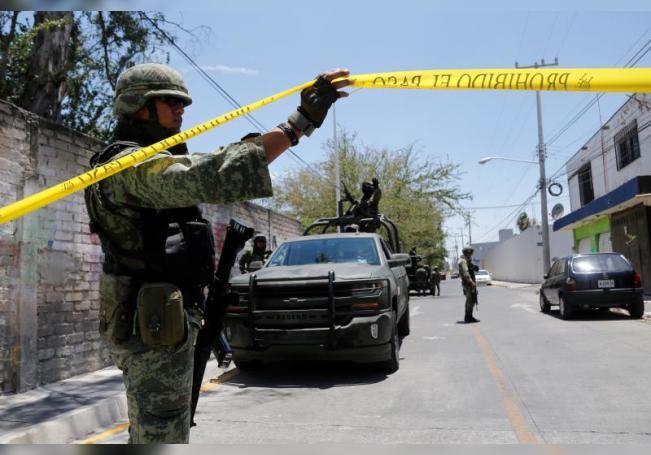 El asesinato de un activista LGBT en el estado occidental de Jalisco desató este miércoles una movilización digital en México EFE/Francisco Guasco/Archivo