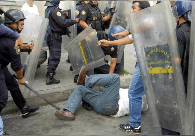 ONG acusan al Gobierno mexicano de omisión en violaciones pasadas de DDHH