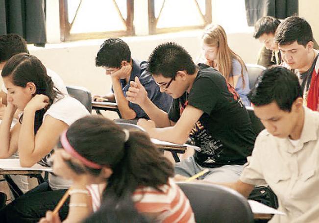 México no inscritos educación