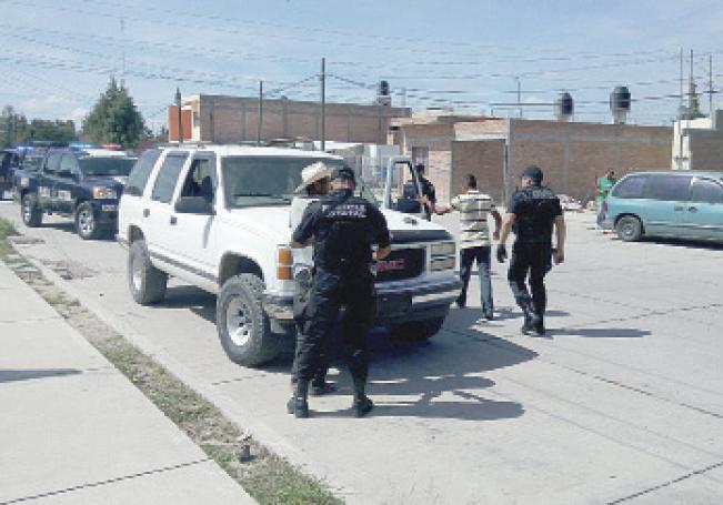 Tan sólo en el mes de julio creció localmente en 14% la incidencia de robos y asaltos.