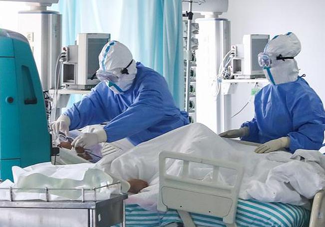 Alcanzamos el 50 por ciento de ocupación de camas en terapia intensiva desde que comenzó la pandemia en Aguascalientes.
