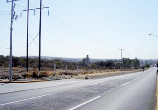 En octubre rehabilitarán el primer tramo de la carretera.