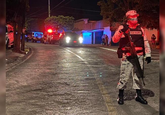 Ocho asesinados y 14 heridos en un ataque armado durante un velorio en México